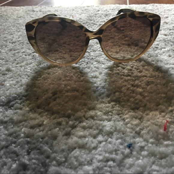e7ef554e0b5293 LOFT Accessories | Fabulous Cat Eye Sunglasses Gold Accent | Poshmark